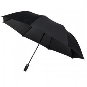 Černý deštník Maxi 120 cm