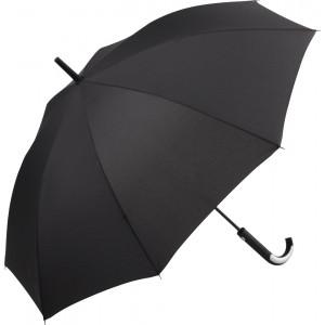 Černý holový deštník reverse